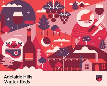 adelaide hills winter reds festival 2018 wines red wine tasting packages package tour weekend