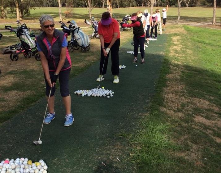 group golfing golf tour tours melbourne oakleigh malvern valley public course morack brighton towville lakes