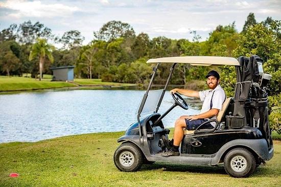 golfing brisbane st lucia links oxley complex victoria park north pine logan city golf course