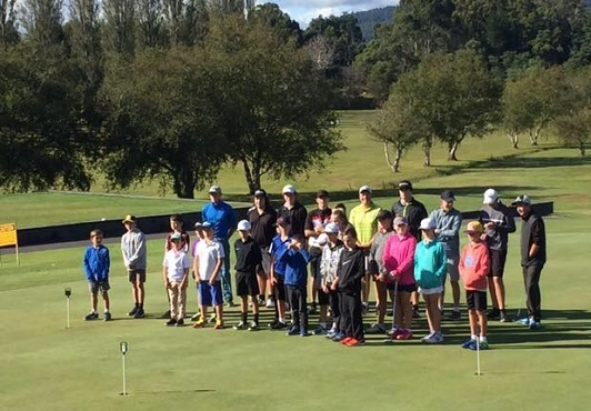 group golfing golf tour tours tasmania woodrising poatina freycinet rosny park public huon valley course
