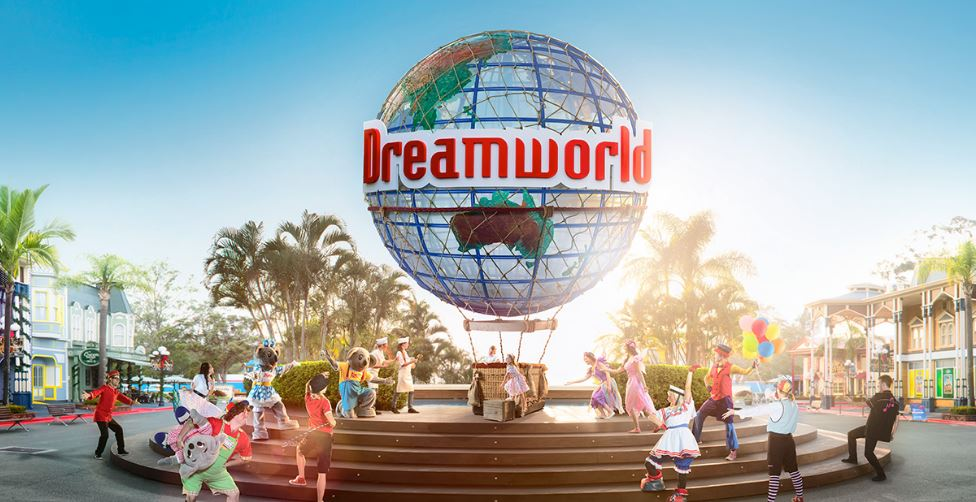 deamworld gold coast dreamworld rides tiger island corroboree experience abc kids world activities cinema zombie evilution motorsports v8 supercars redline flowrider
