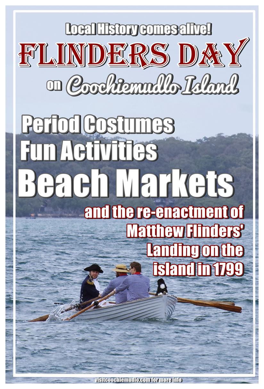 coochiemudlo island brisbane history information