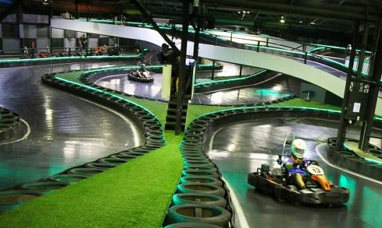 Slideways Go Karting Kingston Park Raceway Ipswich City Dirt KArts