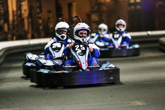 Auscarts Racing Ace Karts Le Mans Go Karts Karting Madness Western Auto Raceway