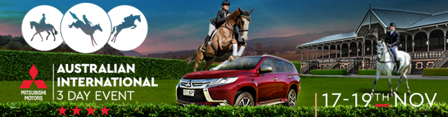 international premier equestrian competition mitsubishi motors three day eventevents