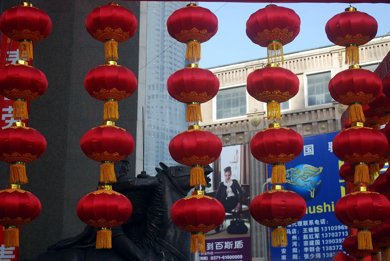 Chinese new year adelaide celebration chinatown happy