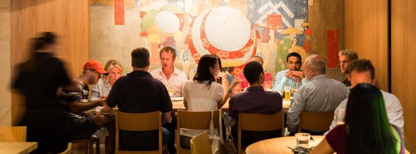 corporate dining Sydney experiences Mejico 4fouteen the malaya tokonama restaurant
