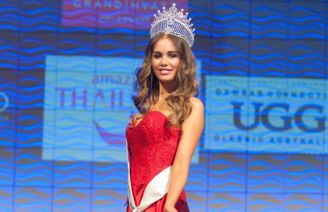 Esma Voloder Miss World Australia 2018