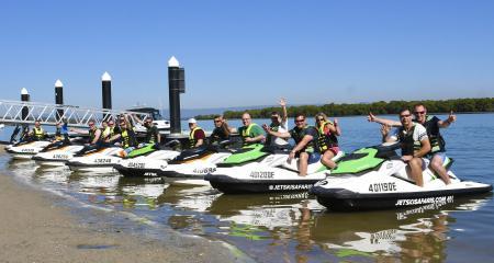 water activities gold coast sports jetski safari stand up paddling flowboarding body boarding