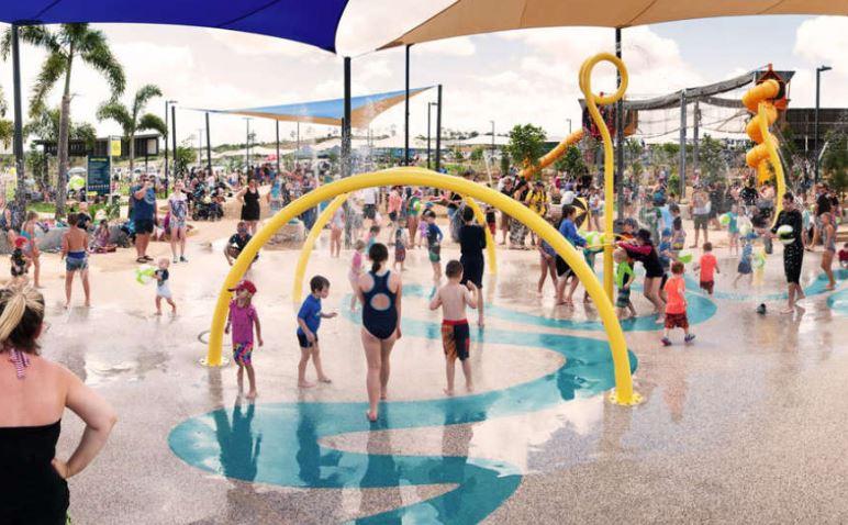 water parks brisbane theme aquativity southbank chermside aquatic centre wynnum wading pool splash play low cost