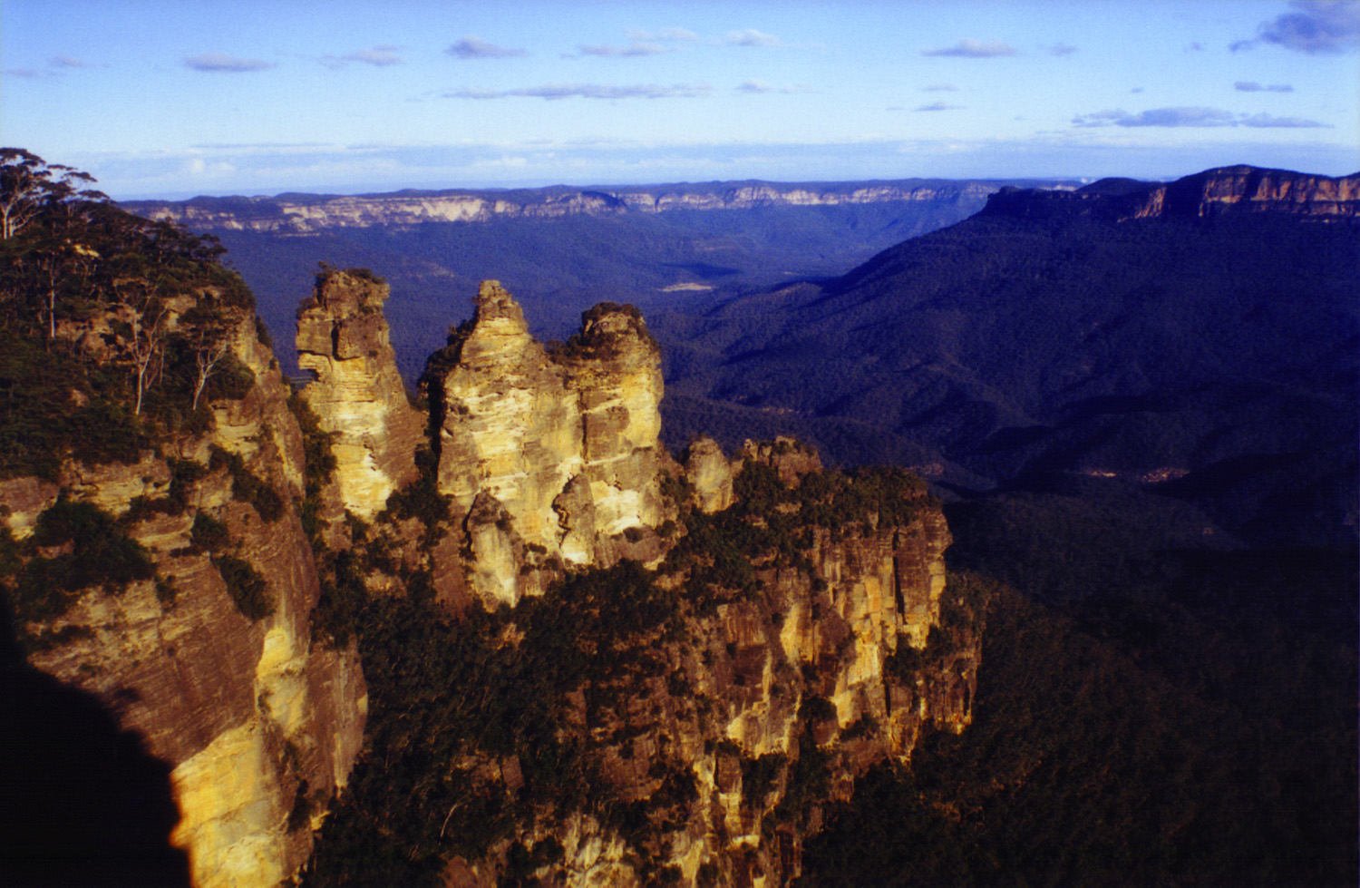 day trip ideas Sydney Harbour Manly Beach Blue Mountains