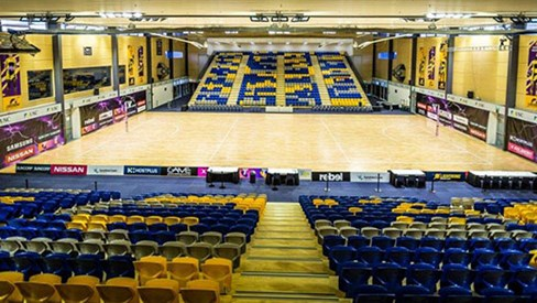 stadium sunshine coast indoor USC Caloundra