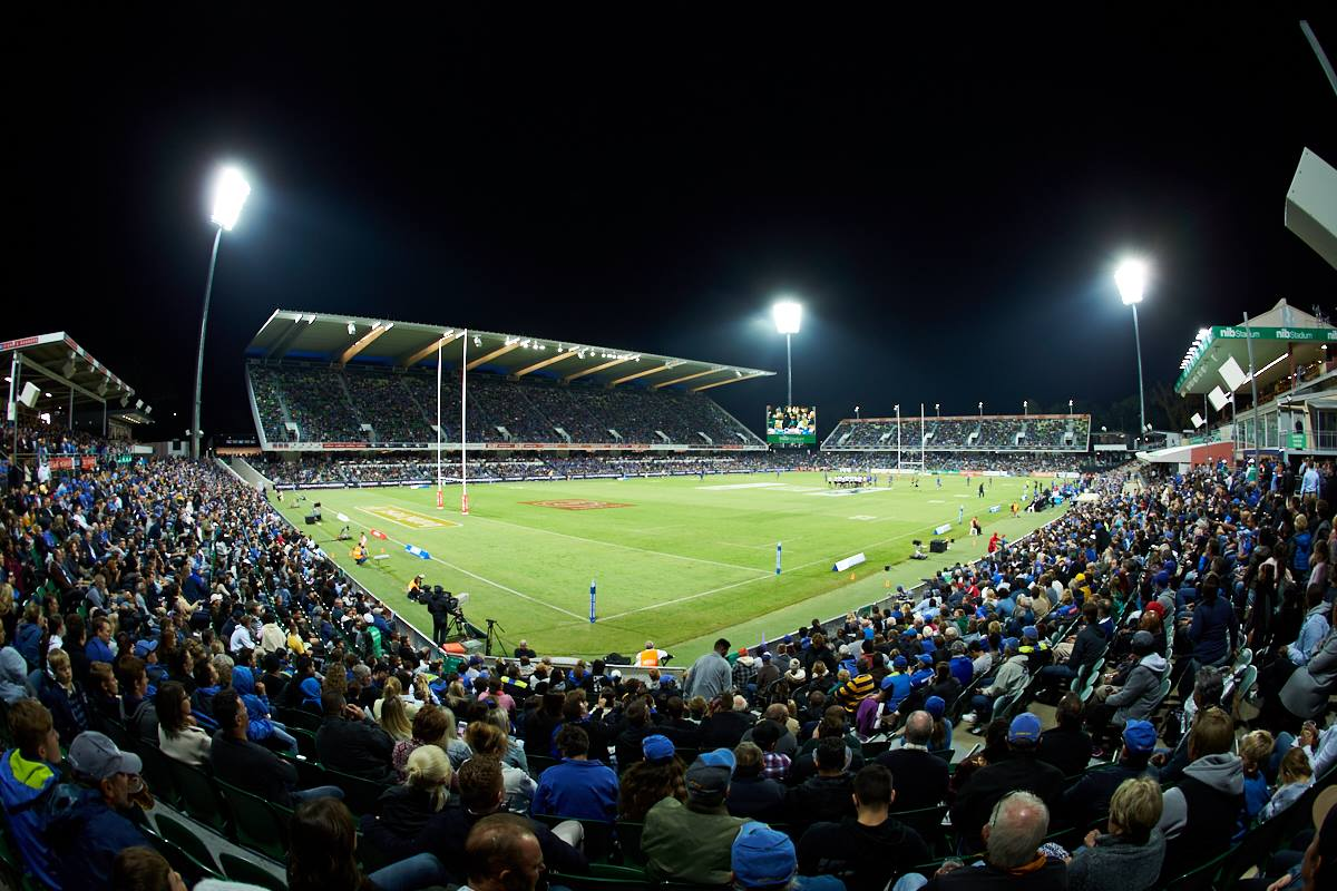 stadium arena perth hockey RAC NIB Oval WACA Ground