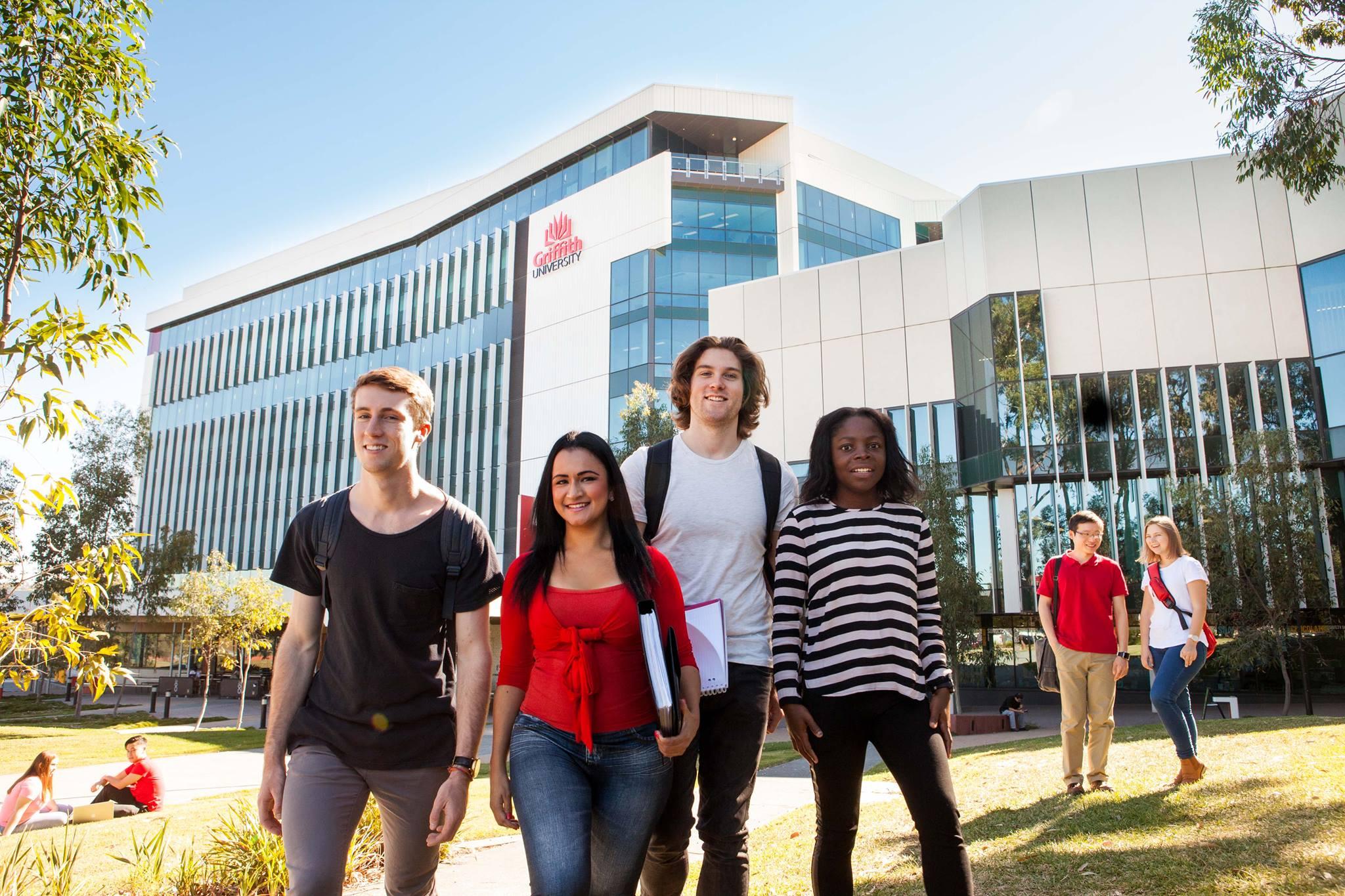 Brisbane universities uni school universities schools technology Queensland Griffith university Southern Australian catholic private best north south